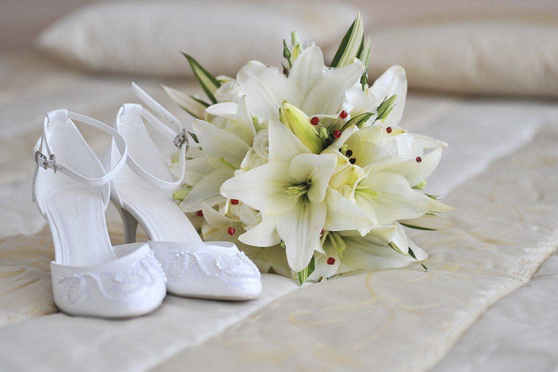 brudesuite blomster
