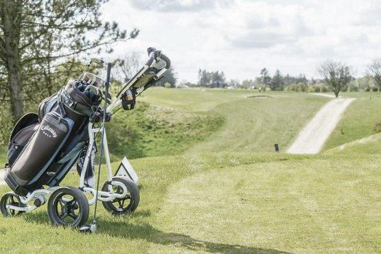 Golfophold Holstebro golfbag